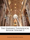 The Harvard Theological Review, , 1147375658