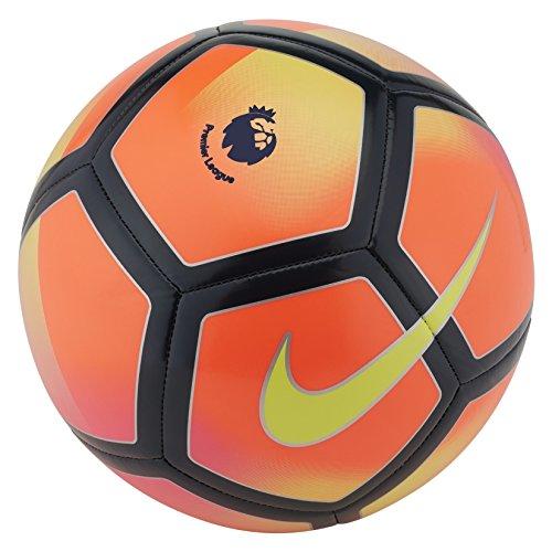 Nike Premier League Pitch balón de fútbol, orangen, 5