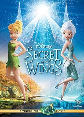 Disney's Tinkerbell: Secret of the Wings [DVD] (2012)