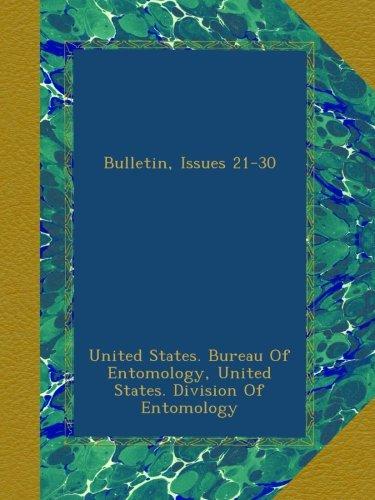 Read Online Bulletin, Issues 21-30 PDF