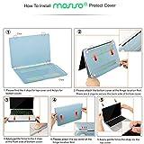 Mosiso MacBook Pro 15 Case 2017 & 2016 Release