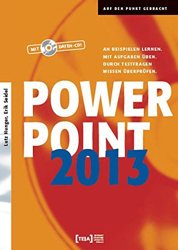 PowerPoint 2013 Basis, m. CD-ROM