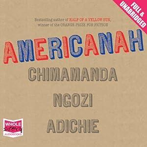 Americanah Hörbuch