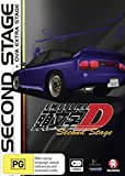Initial D - Second Stage [plus Ova Extra Stage] [NON-USA Format / PAL / Region 4 Import - Australia]