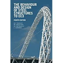 The Behaviour and Design of Steel Structures to EC3, Fourth Edition by N.S. Trahair (2008-01-30)