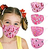 Woplagyreat Animal Kids Face Mask with Adjustable