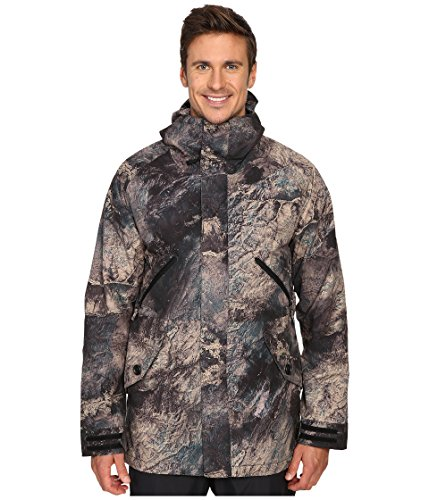 Burton Men's Breach Jacket, Earth, Medium