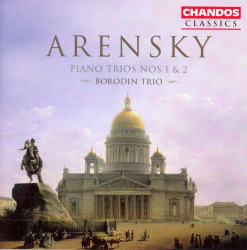 Arensky: Piano Trios Nos. 1 and 2 ()