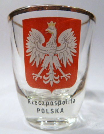 Poland Shot Glass World By Shotglass polandcoa