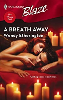 A Breath Away (The Wrong Bed Book 39) by [Etherington, Wendy]