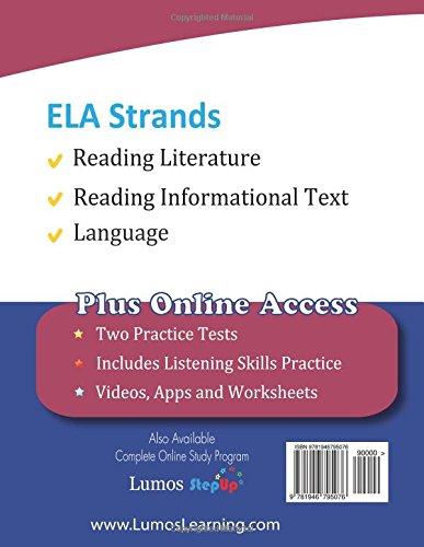 ISTEP+ Test Prep: Grade 8 English Language Arts Literacy (ELA ...