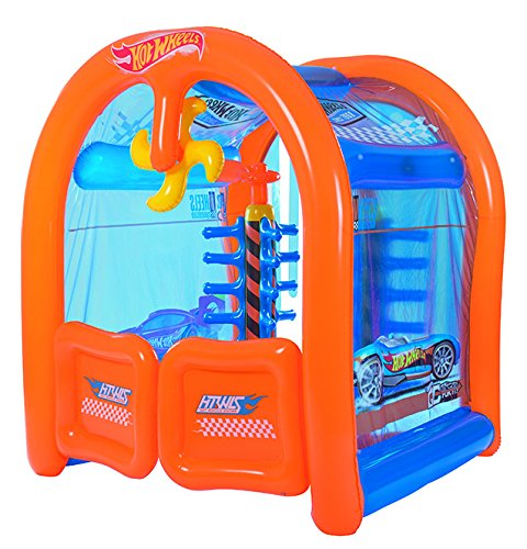 Bestway Hot Wheels - Car Wash Center 191 x 173 x 203 cm