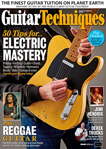 Magazines : Guitar Techniques