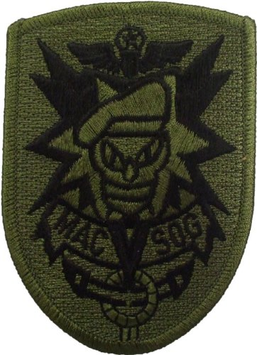 UPC 613902715363, Rothco Subdued Viet Mac-Sog Patch