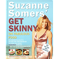 Suzanne Somers' Get Skinny on Fabulous Food (English Edition)