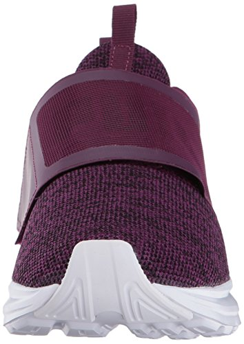 puma Strap Dark Black Puma Enzo Femme Tricot Purple qwnpRgY