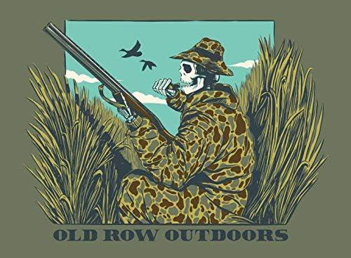 OLD ROW Outdoors Duck Hunt Pocket Tee