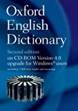 Oxford English Dictionary: Version 4.0 Upgrade for Windows Users