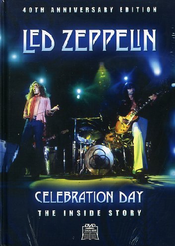 Price comparison product image Led Zeppelin: Celebration Day - The Inside Story