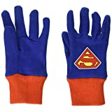 MIDWEST QUALITY GLOVES - Superman Jersey Gloves