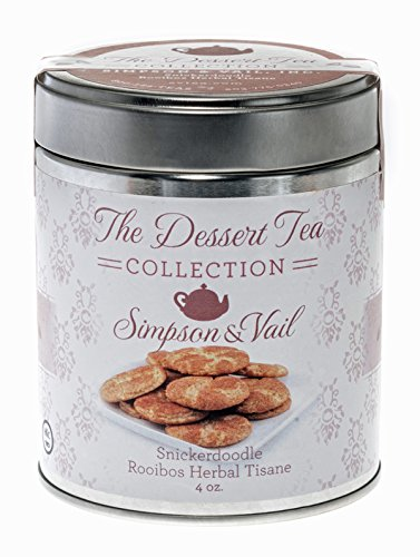 Snickerdoodle Rooibos - 4 Ounce Tin by Simpson & Vail, Inc.