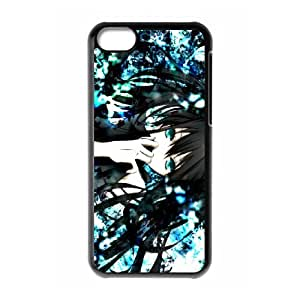 Personalized Creative Black Rock Shooter2 For iPhone 5C LK2P943213