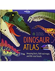 Dinosaur Atlas (Lonely Planet Kids) [Idioma Inglés]