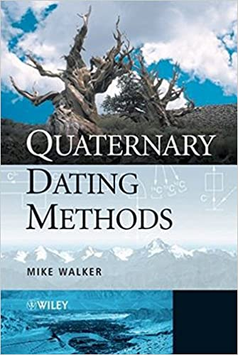 Quaternary dating methods mike walker 9780470869277 amazon books quaternary dating methods 1st edition fandeluxe Image collections