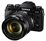 Fujifilm X-T1 16 MP Mirrorless Digital Camera with 3.0-Inch LCD and XF18-135mm F3.5-5.6 R LM OIS WR Kit (Weather Resistant)
