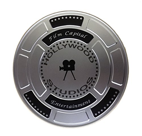 ('Hollywood Studios' Film Cans (Silver))