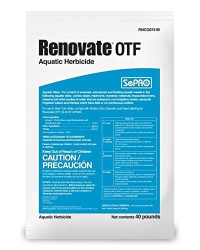 Renovate OTF Sepro Herbicide 40 lb.