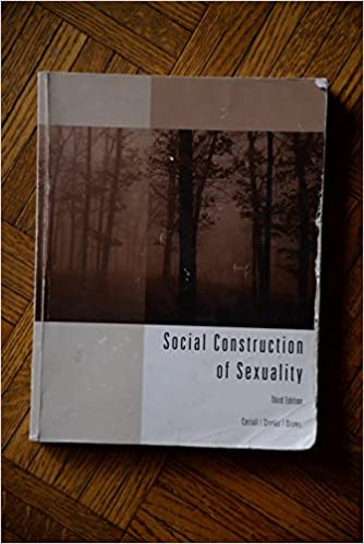 Social construction of sexuality brown