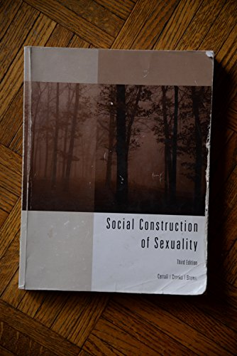 Social Construction of Sexuality, Third Edition