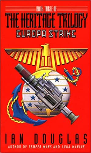 Book Europa Strike: Book Three of the Heritage Trilogy