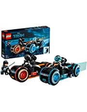 LEGO Ideas TRON: Legacy 21314 Building Toy Inspired by Disney's TRON: Legacy Movie