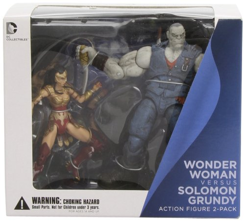 Injustice: Wonder Woman vs. Solomon Grundy