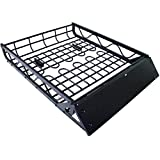 Cheap Universal Roof Rack Cargo Car Top Luggage Carrier Basket Storage Traveling SUV
