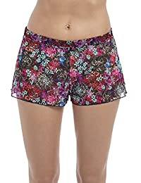 Freya womens plus-size Forest Song Lounge Short