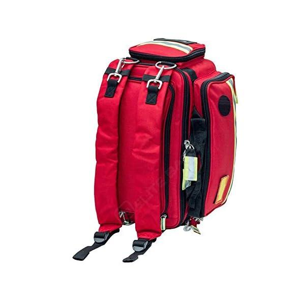 ELITE BAGS EXTREME´S Bolsa de emergencia (rojo) 4
