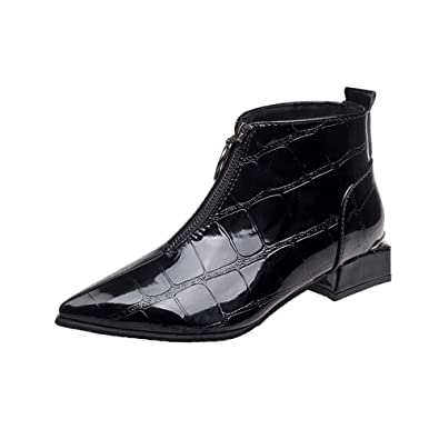 8d999fab29f Femme Ankle Boots Bottines Chelsea