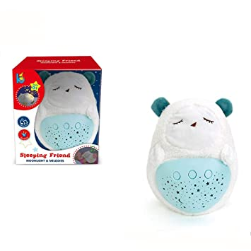 Amazon.com: Peluche luminoso con dibujos animales, juguete ...