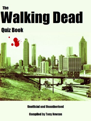 The Walking Dead Quiz Book -