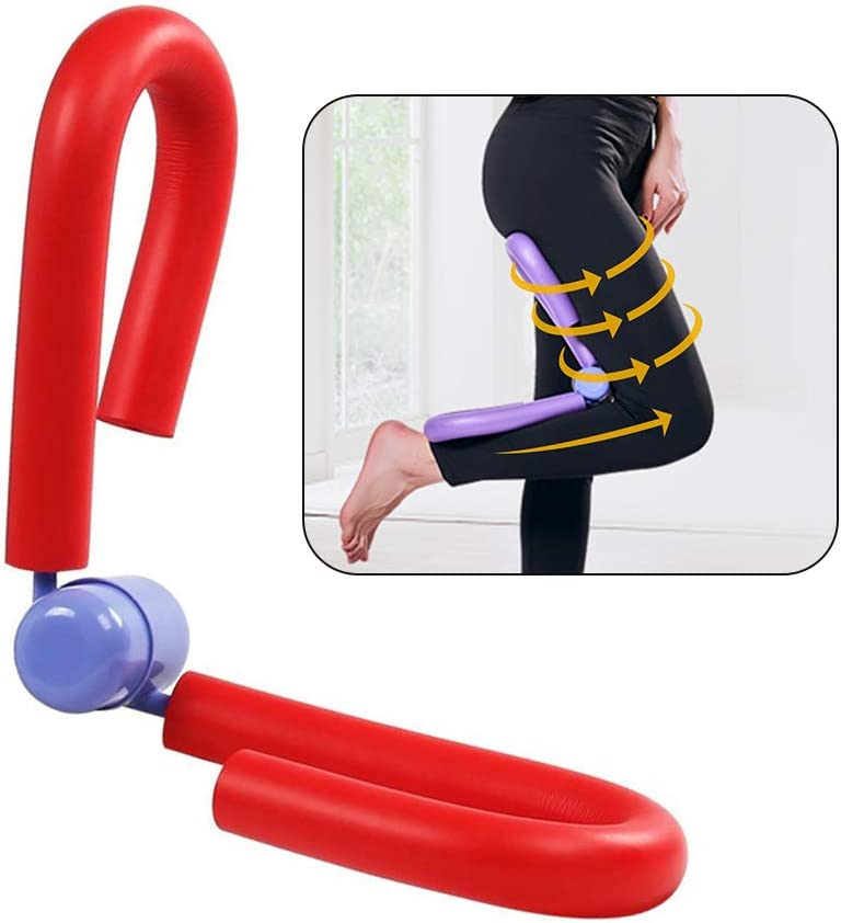 Hips Heflashor Thigh Master Muscle Toner Great Gym Equipment At home Or Travel Ideal Leg Exerciser for Waist Thighs Arms for Men and Women