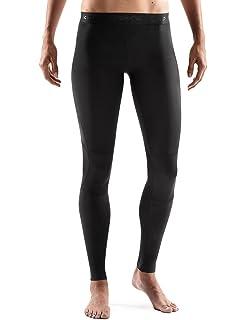 c3a00ecc25 Amazon.com : SKINS Women's DNAmic Compression Long Tights : Clothing