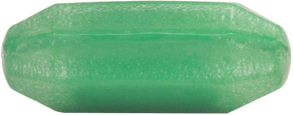 Bel-Art Spinbar Rare Earth Teflon Fluted Octagonal Magnetic Stirring Bar; 50 x 21mm, Green (F37174-0000)