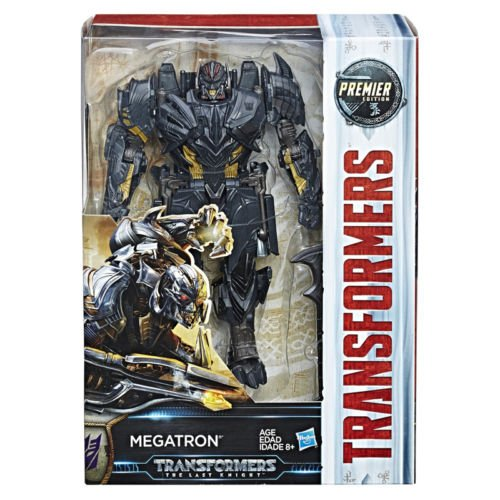 Transformers Hasbro Movie 5 The Last Knight Megatron Voyager Class