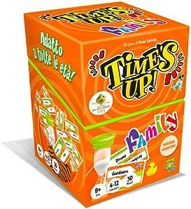 Asmodee- Times Up Family 2 (Naranja) -8216 Italia, Color: Amazon.es: Juguetes y juegos