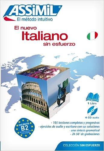 Italiano Pack (Libro+CD) (Senza sforzo): Amazon.es: Assimil-pack ...