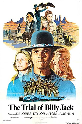 The Trial of Billy Jack Poster Movie B 11 x 17 Inches - 28cm x 44cm Tom Laughlin Delores Taylor Victor Izay Teresa Laughlin William Wellman Jr. Russell Lane Michelle Wilson