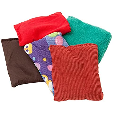 Weighted Tactile Beanbags (Special Needs Exercise)
